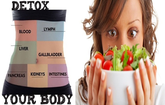 FOODS TO DETOX YOUR BODY