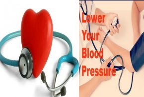 HOW TO LOWER BLOOD PRESSURE USING NATURAL WAYS ?