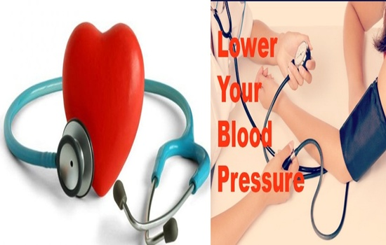 HOW TO LOWER BLOOD PRESSURE USING NATURAL WAYS