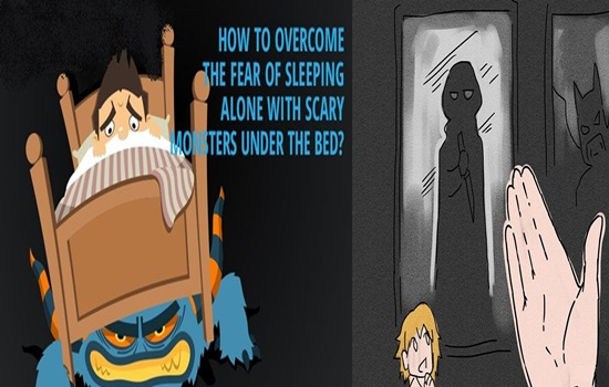 Photo of HOW TO OVERCOME YOUR CHILD'S BEDTIME FEARS