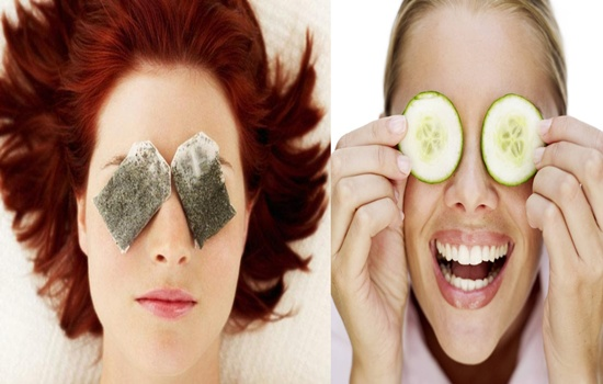 Photo of EASY WAYS TO BANISH DARK CIRCLES UNDER YOUR EYES