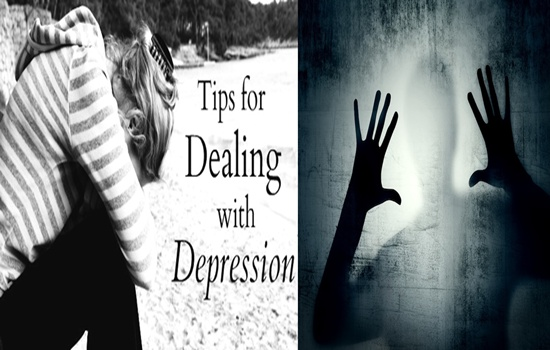 tips to deal with depression