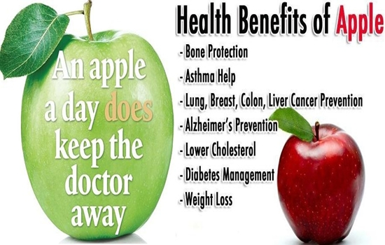 "Photo of MORE ABOUT ""AN APPLE A DAY KEEPS THE DOCTOR AWAY"""