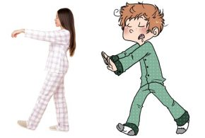 Is your kid sleepwalking, and what do you know about it?