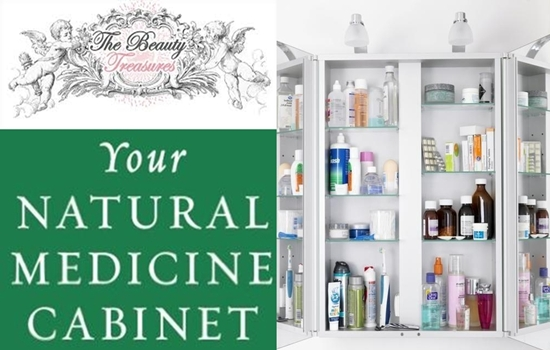 Beauty Treasures You Can Find in Your Medicine Cabinet