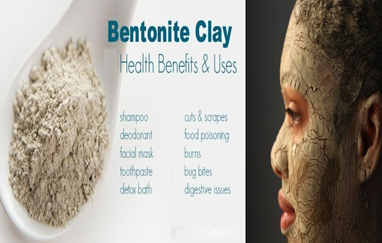 Photo of Bentonite clay and its importance for beauty