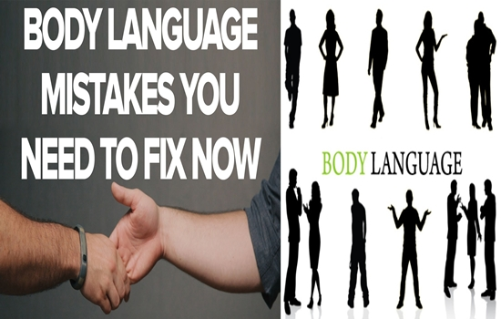 Photo of 3 Body Language Mistakes You Commit That Give Interviewers a Wrong Impression