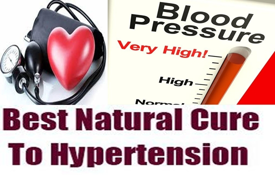 Cure Hypertension