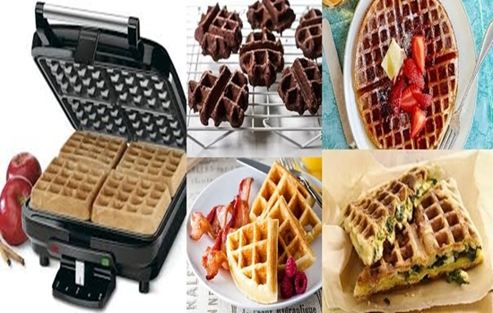 Delicious Things You Can Make with a Waffle Iron