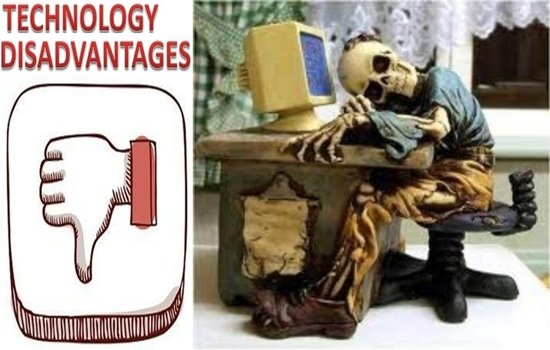 Photo of The 4 Top Disadvantages of Technology You Should Be Aware of