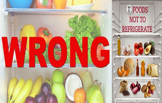 Photo of 6 Types of Food You Should Not Keep in Your Fridge