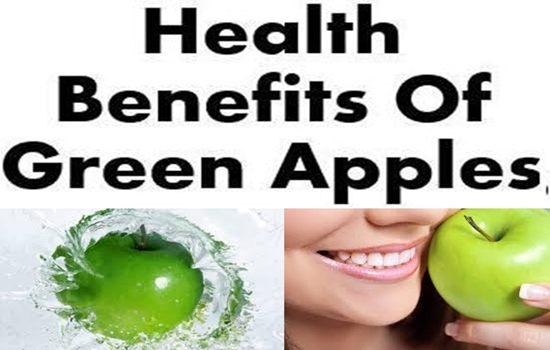 Photo of THE AMAZING HEALTH BENEFITS OF GREEN APPLES