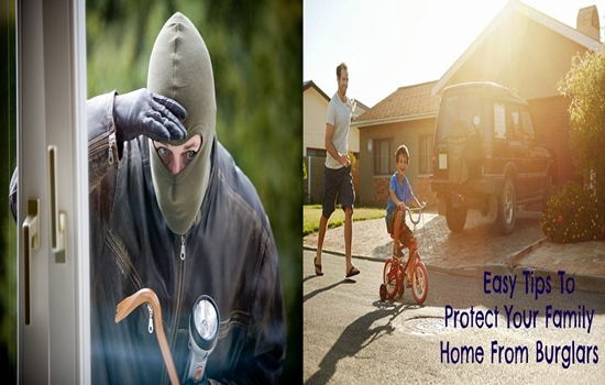 Photo of 6 Great Ideas to Help You Protect Your House Better from Burglers