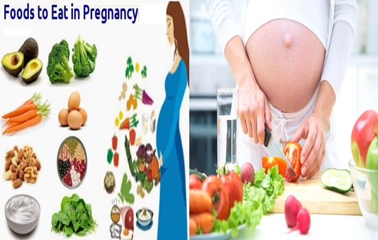 Photo of Nutrition during pregnancy