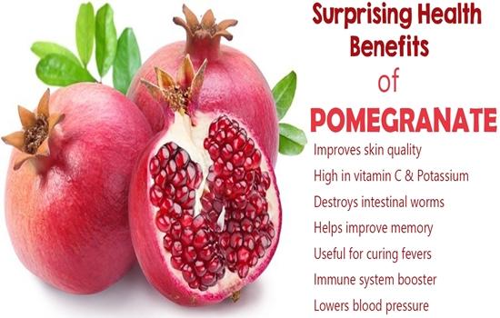 Photo of 8 Reasons That Make Pomegranates a Fruit You Should Eat Often