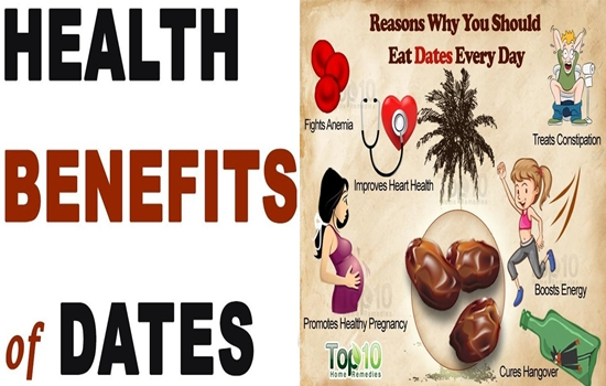 Photo of MORE ABOUT THE HEALTH BENEFITS OF DATES, PART II