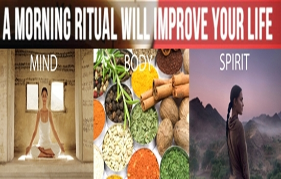 Photo of MORE ABOUT THE MORNING RITUALS THAT CAN CHANGE YOUR LIFE
