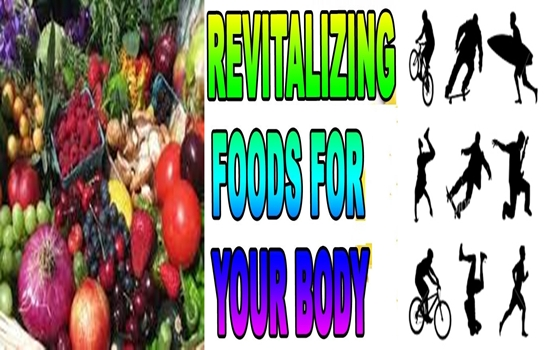 Photo of WHAT DO YOU KNOW ABOUT THE REVITALIZING FOODS FOR BODY AND BRAIN?