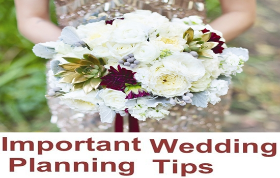 Tips You Should Apply before Your Wedding