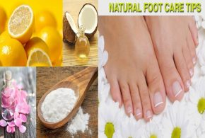 10 Tips for the beauty of your feet