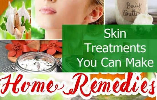 Treatments You Can Make Yourself