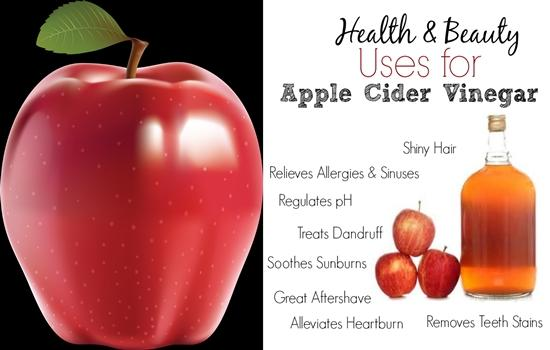 Photo of 10 Great Uses for Apple Cider Vinegar