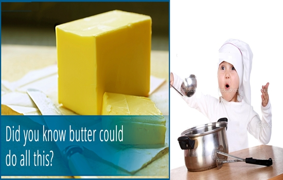 Photo of 7 Wonderful Uses for Butter