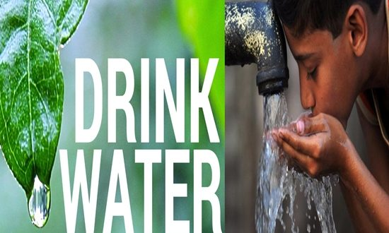 Water, Its Advantages and the Disadvantages