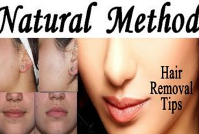4 natural methods for removing facial hair