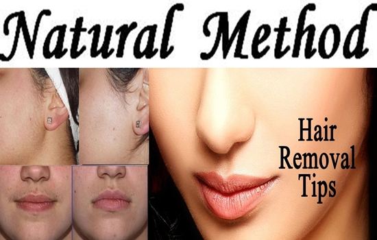 Photo of 4 natural methods for removing facial hair