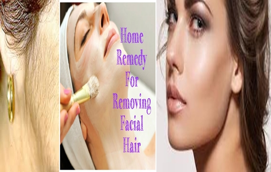 Photo of Tips for removing facial hair naturally
