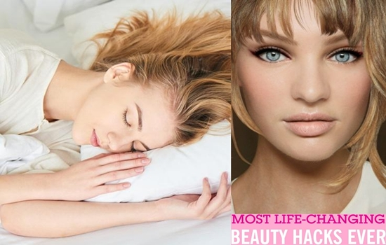 Photo of Make the Most of Your 8 hours of sleep and Apply These Beauty Hacks.