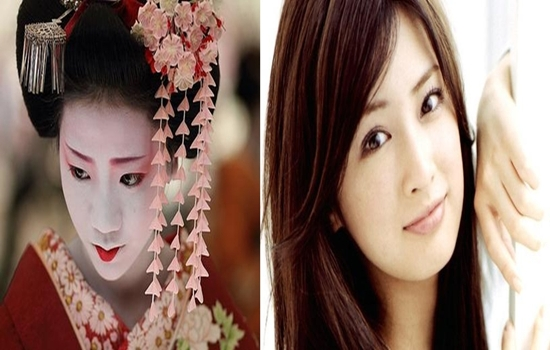 Beauty secrets of Japanese women