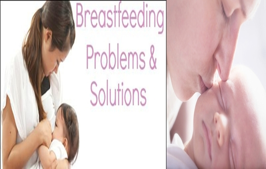 Breastfeeding Problems And Solutions. (Milk Leakage and Low Supply)
