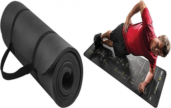 Photo of 5 Things You Should Consider When Buying an Exercise Mat