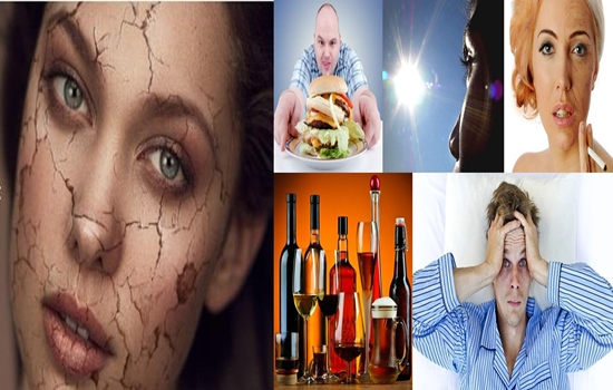 Dangerous Habits That Does Your Skin a World of Damage