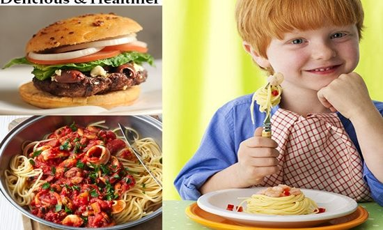 Dishes Children Love and How to Make Them Healthier
