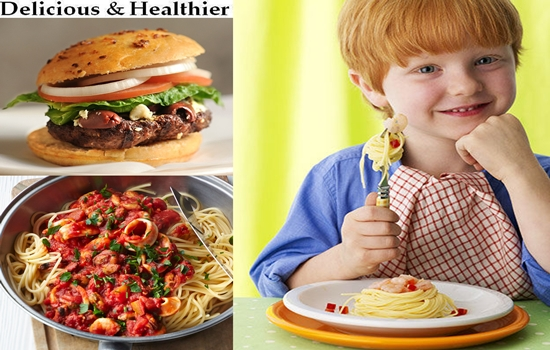Photo of Top 5 Dishes Children Love and How to Make Them Healthier