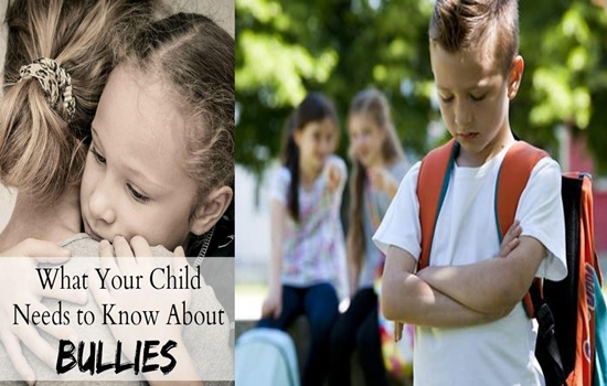 Do When You Know That Your Child Is Being Bullied