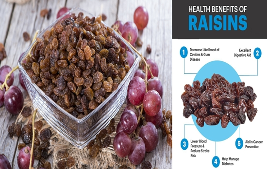 Photo of Eat Raisins To Improve Your Health