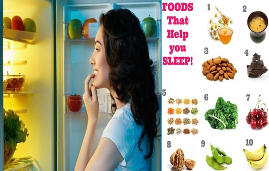 Photo of Eat any of these foods before sleeping