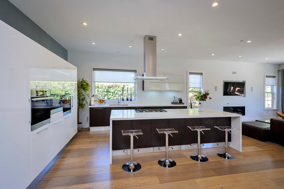 Photo of Enhance your Home Value with an Elegant and Luxurious Modern Italian Kitchen Design