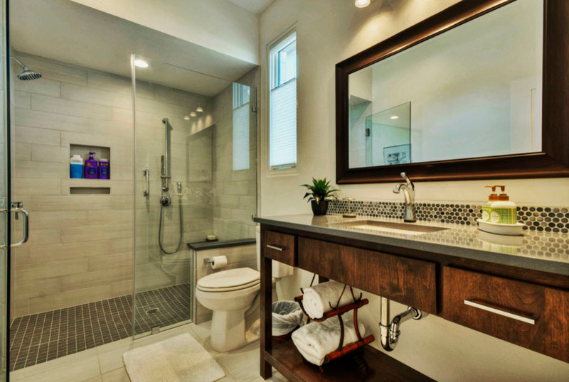 Photo of Enhance your home beauty with the latest bathroom design of 2016