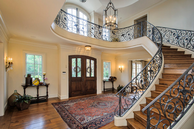 Photo of Enhance your home look with a luxurious staircase design to welcome 2016