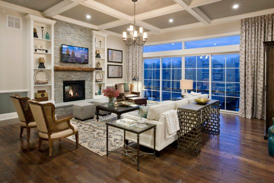 Fill your living room with the luxurious and elegance of 2016 new trends