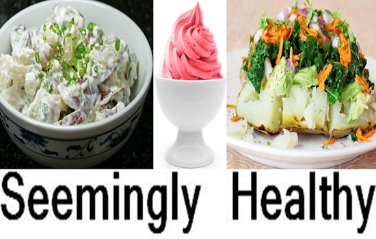 Photo of 3 Foods That Are Only Seemingly Healthy