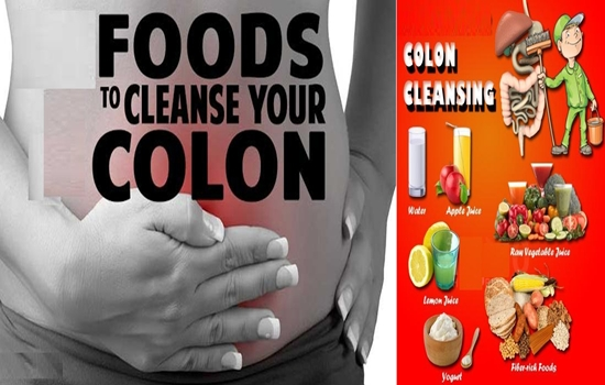 Foods That Can Cleanse Your Colon