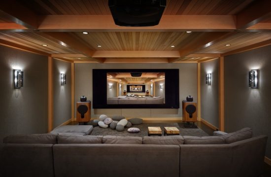 General tips to design a home theater on your own