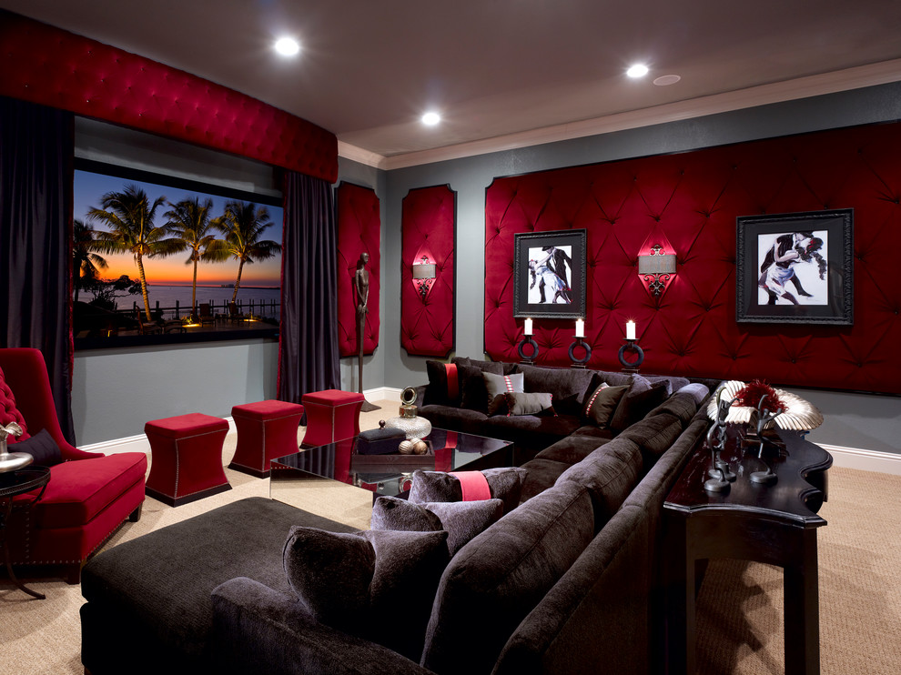 Photo of General tips to design a home theater on your own