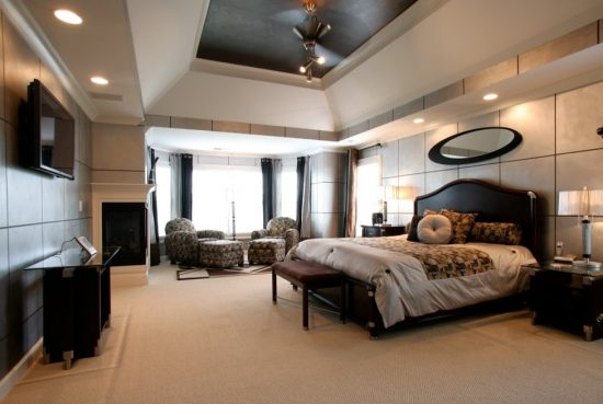 Get interior modern bedroom design with a latest 2016 trends